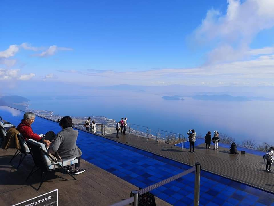 琵琶湖テラスに行ってきた